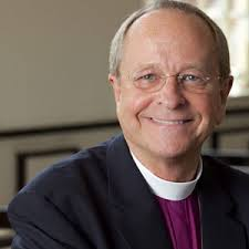 You can never tell just by looking, but this Bishop of the Episcopal Church is actually hell-bound.