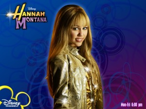 Oh Hannah Montana.... What happened to our little girl?