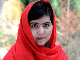 """Dear sisters and brothers, we realize the importance of light when we see darkness. We realize the importance of our voice when we are silenced. In the same way when we were in Swat, we realized the importance of pens and books when we saw the guns."" ~ Malala Yousafzai"