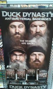 "Something about these dudes and the word ""Antibacterial"" don't go together very well."