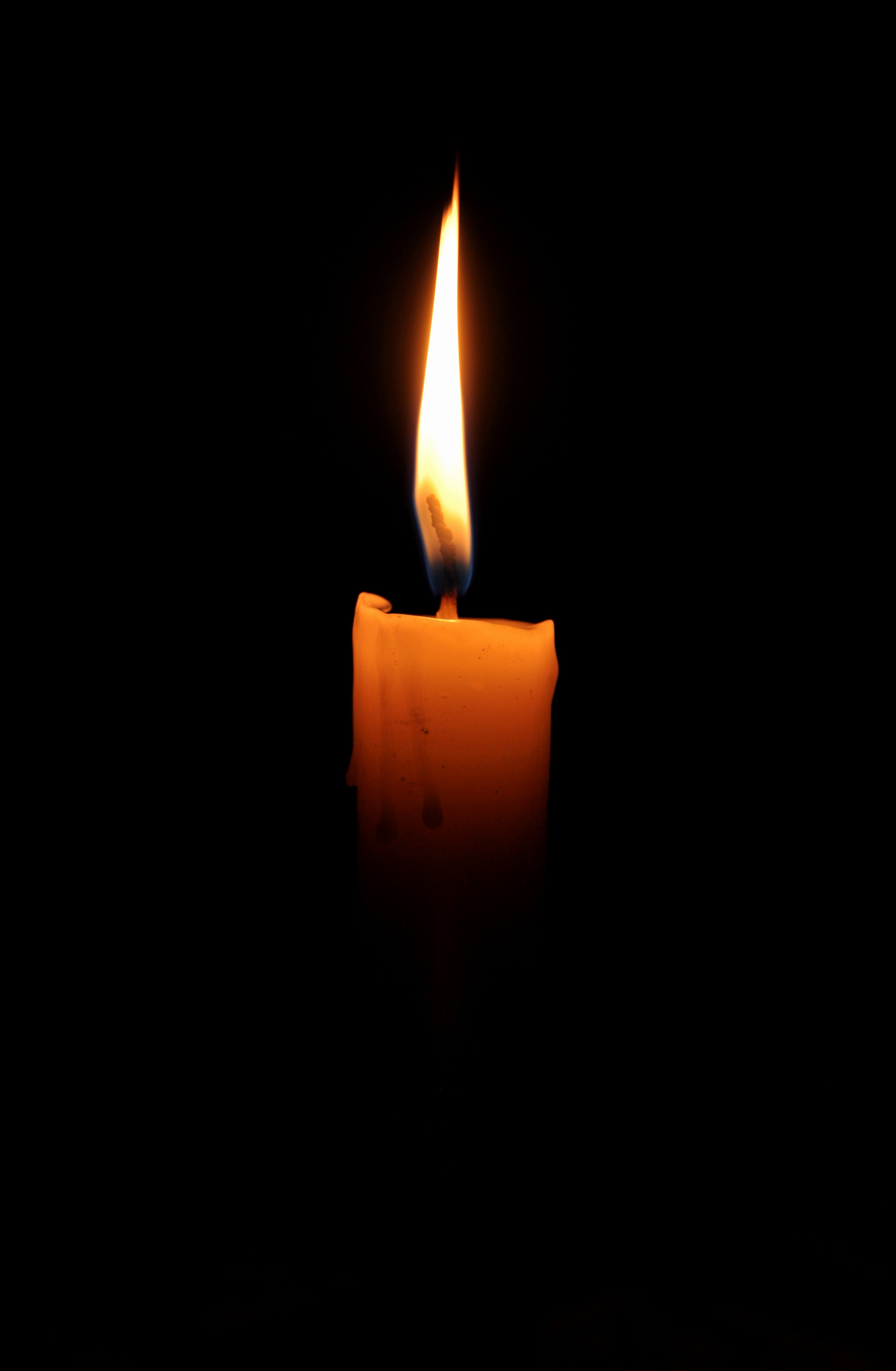 candle in the dark - photo #11
