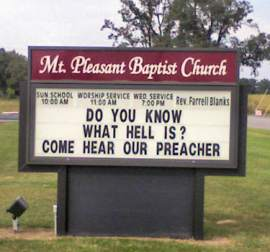 I think I've heard this guy preach before….
