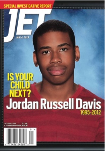 Imagine having a child who looks like Trayvon Martin or Jordan Davis. How safe would you feel?