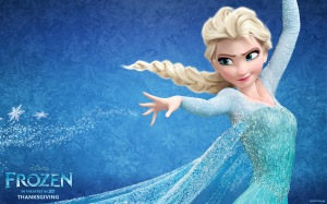 "Really, the only reason I'm watching The Oscars is to hear Adina Menzel sing ""Let It Go."""