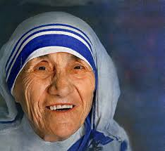 If Mother Teresa can keep her head covered, so can you.