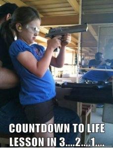 Gun lesson