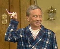 It's unfortunate that much of my understanding about homosexuality came from Mr. Roper on Three's Company....