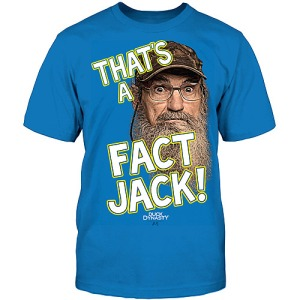 "The only ""fact"" this shirt portrays is that I'm about to be disappointed...."