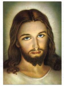 I hate to break this to you, but Jesus probably looked a lot more like a Muslim than this guy.