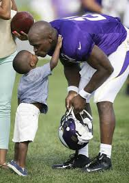 There is no excuse for what Adrian Peterson did to his son, but he's not worthless. He needs help.