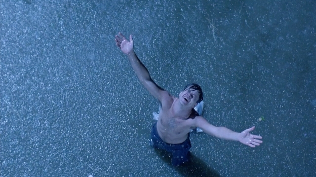 """Hope is a good thing.... Maybe the best thing. And no good thing ever dies."" ~ Andy Dufresne"