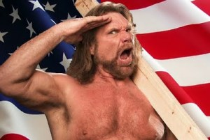 "The U.S. is definitely the world leader in number of heroes named ""Hacksaw."""