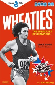 I remember eating Wheaties and actually feeling myself getting stronger. It might have been all the sugar that made them palatable....