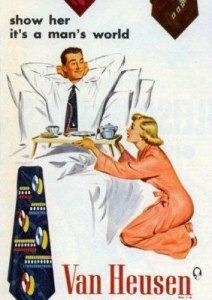 Yes, sometimes I wear a shirt and tie to bed.... Kindly get me a sandwich.