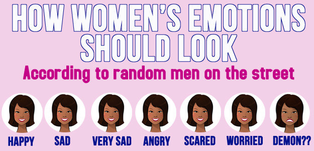 Got this from Buzzfeed. My daughters are going to know that don't owe anyone a smile.