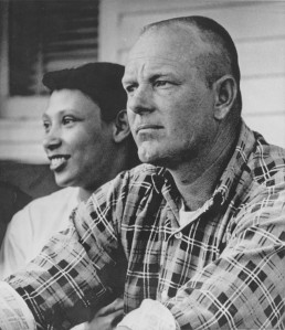 Mildred & Richard Loving. Best last name ever for a court case like this: