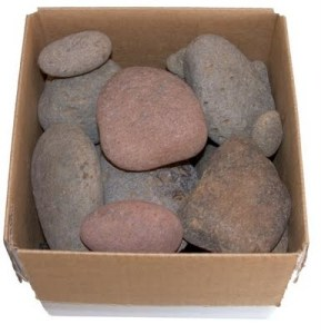 Fun Fact: This box of rocks has more diversity than most Trump rallies.